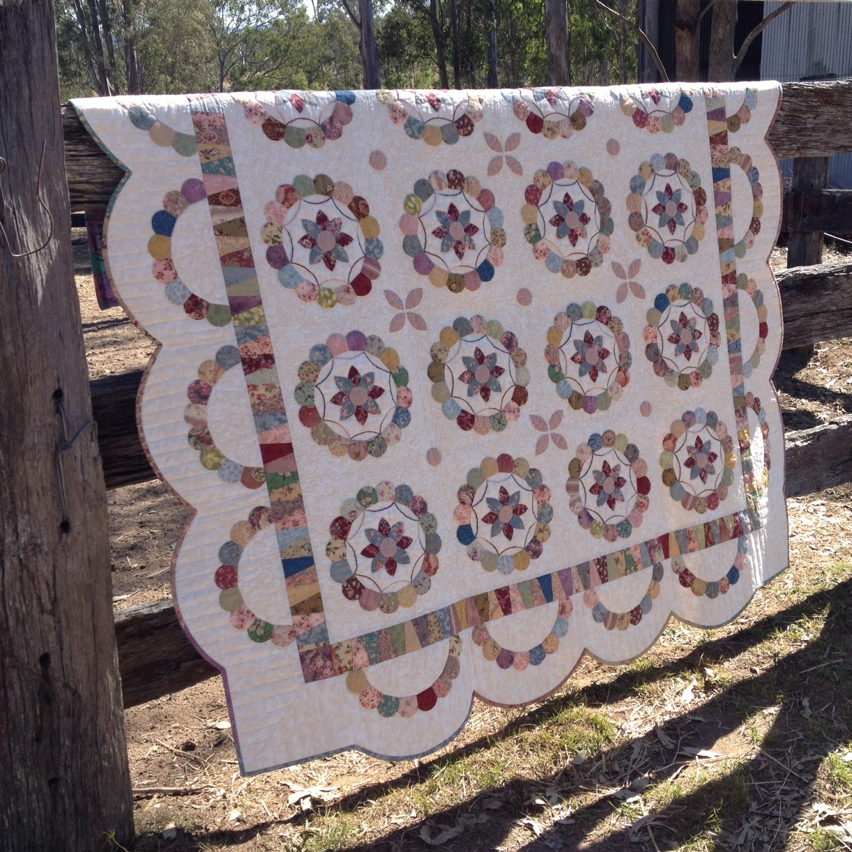quilt in yards