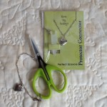 Karen K Bucklet scissors connector