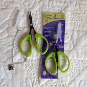 Karen K Buckley scissors small