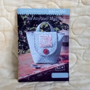 Tea Anyone Mug Bag Pattern