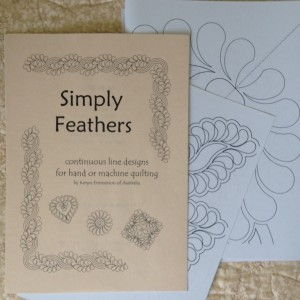 Simply Feathers - Quilting Designs