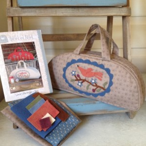Love Life Project Bag