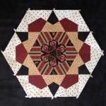 Old Time Kaleidoscope Block