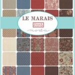 End of bolt Fabric Sale - Le Marais - French General