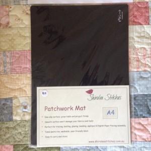 patchwork Mat A4