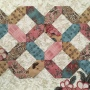English paper piecing and applique. A Shiralee Stitches Design