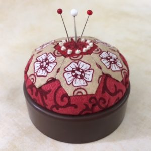The Little Red Pincushion 4