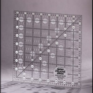 Creative Grids 8.5 square ruler