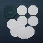 1 inch octagons
