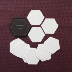 1 quarter inch hexagon