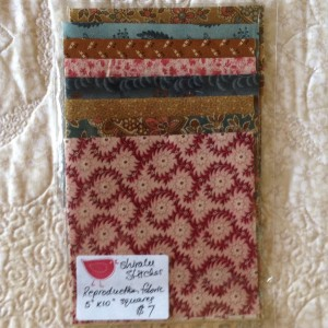 Fabric Pack 5 x 7 inch (2)