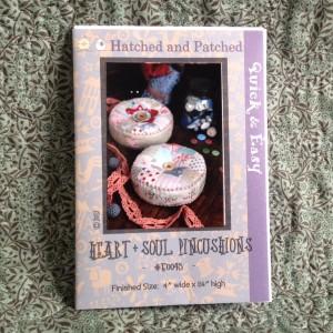 Heart n Soul Pincushion
