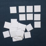 1 inch squares