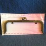large purse frame