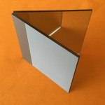 Fussy cutting mirror small