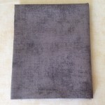 Grey joining fabric
