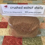 walnut shells 800g