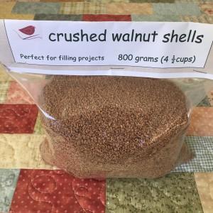 walnut shells 800g