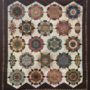 Old Time Kaleidoscope Full Quilt