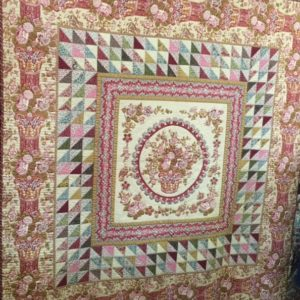 Cloverdale House Full Quilt