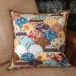 Eclectic Clams Cushion