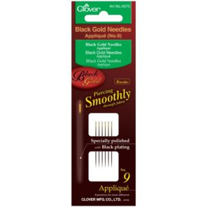 black-gold-hand-sewing-needles-applique-sharps