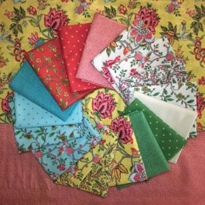 Susannah Fat qtr bundle