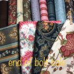 End of Bolt - Fabric Sale