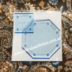 Blue Rhapsody Tabletopper template set