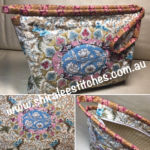 Cameo Zipper Case layout