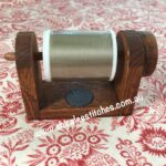 wooden spool holder wm