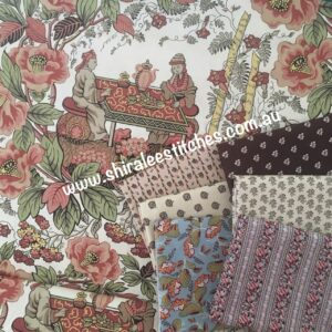 Chintz Patchwork bundle #2