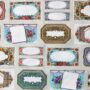 Quilt Labels Panel - large full