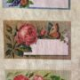 Quilt Labels Panel - small vintage close 2