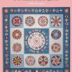 Chiffon Porcelain Pattern Booklet