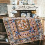 Dutch Heritage Quilted Treasures-Petra-Prins-cover