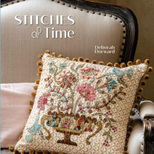 Stiches of Time- Deborah Dorward by Quiltmania