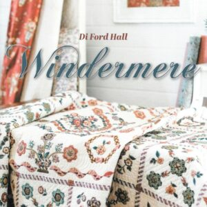 Windermere Pattern Booklet-cover