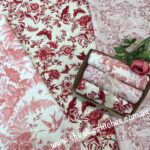 Box of Beauties Toile selection reds